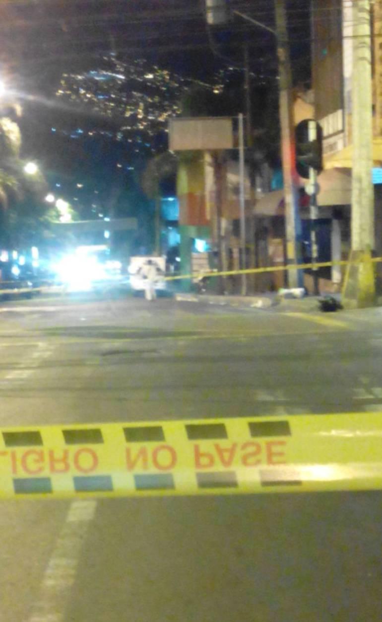 Asesinan, centro de Medellín: Asesinan a un hombre en silla de ruedas en el Centro de Medellín
