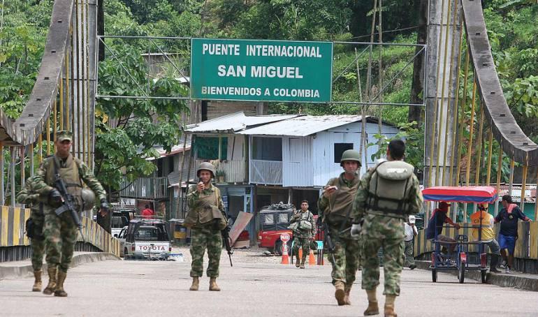 Secuestro menores: Refuerzan medidas para evitar salida de menor plagiado hacia Ecuador