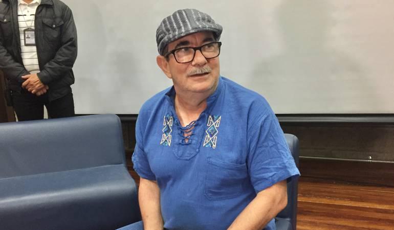 A Uribe le deben respetar el debido proceso: Timochenko