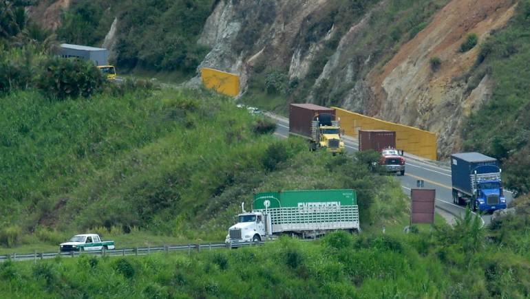 Transporte carretera: Comienza a regir nuevo horario de restricción a vehículos de carga en Chía