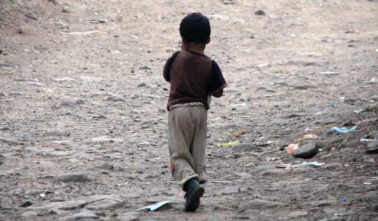 Mueren niños por desnutrición: Niños Embera Chamí en el Valle siguen con problemas de salud