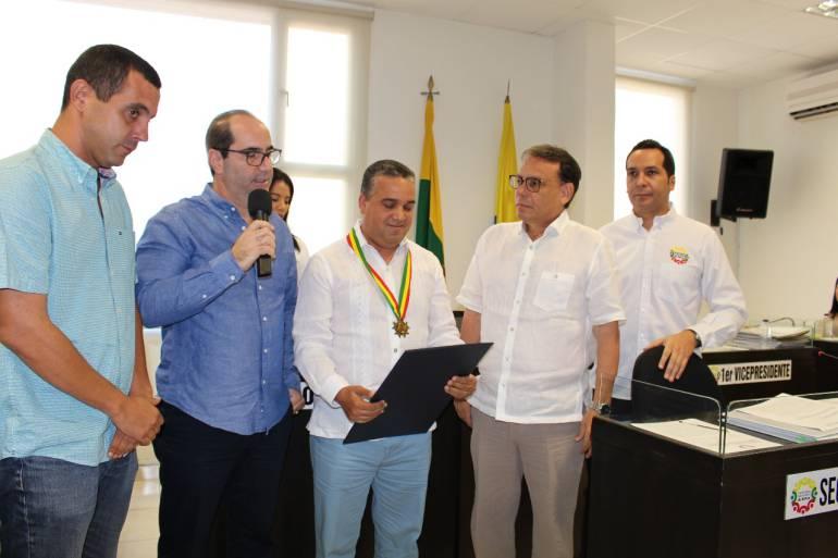 Asamblea de Bolívar clausura segundo periodo de sesiones ordinarias: Asamblea de Bolívar clausura segundo periodo de sesiones ordinarias