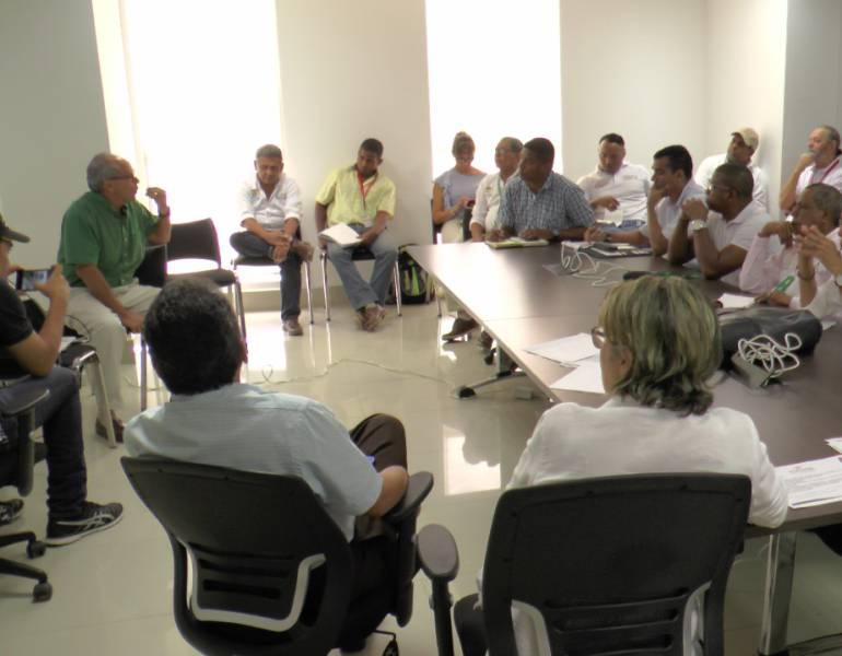 Socializan ley de innovación y extensión agropecuaria en Bolívar: Socializan ley de innovación y extensión agropecuaria en Bolívar
