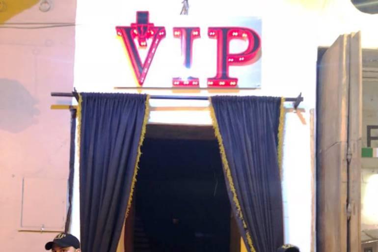 Representantes de VIP en Cartagena desmienten señalamiento de autoridades: Representantes de VIP en Cartagena desmienten señalamiento de autoridades