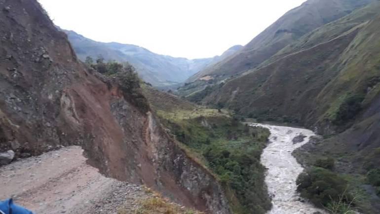 Lluvias: Cinco municipios afectados por fuertes lluvias en Tolima