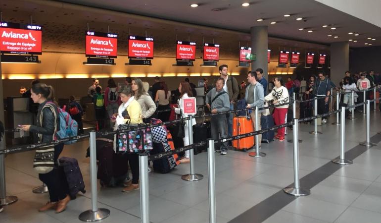 Retrasos vuelos Avianca: En los zapatos de un viajero de Avianca