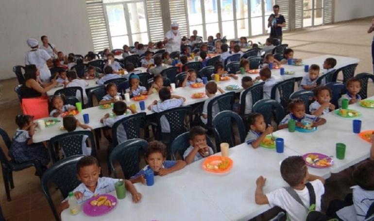 Desnutrición: En Bogotá hay 40.000 niños en riesgo de desnutrición crónica