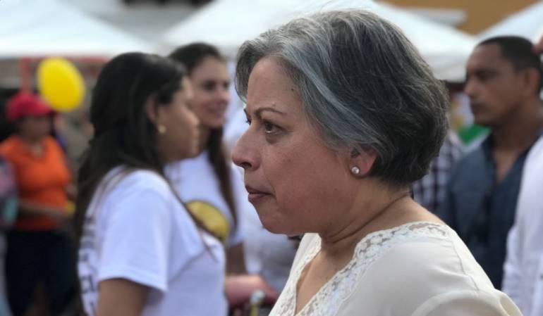 vicefiscal María Paulina Riveros.