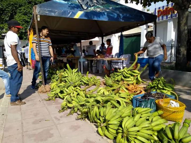 Regresan a Arjona, Bolívar, los mercados campesinos: Regresan a Arjona, Bolívar, los mercados campesinos