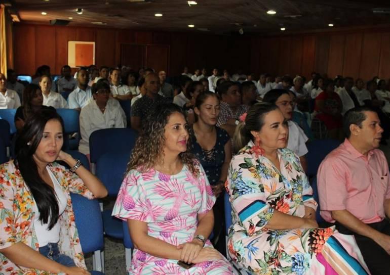 Conmemoran el XII aniversario del Hospital Universitario del Caribe: Conmemoran el XII aniversario del Hospital Universitario del Caribe