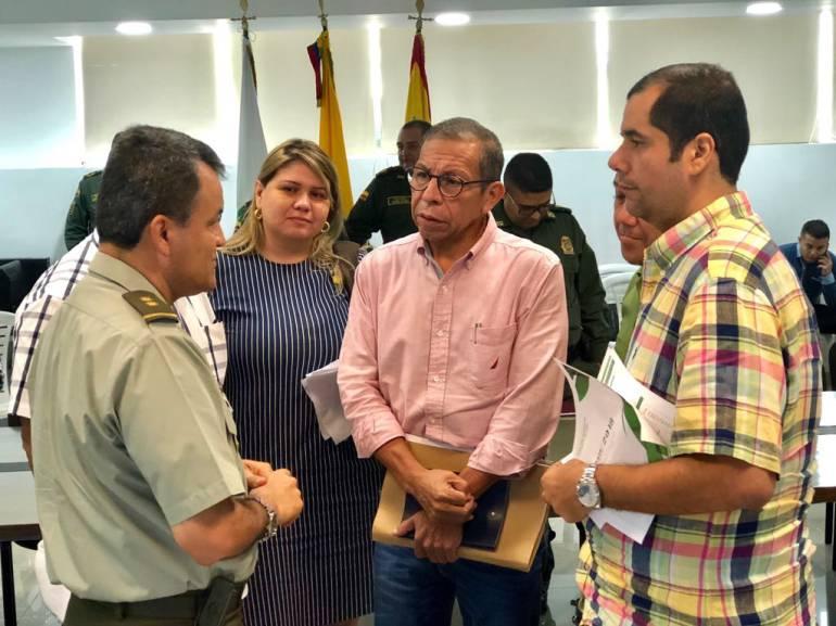 Concejo y Policía analizan el tema de seguridad en Cartagena: Concejo y Policía analizan el tema de seguridad en Cartagena