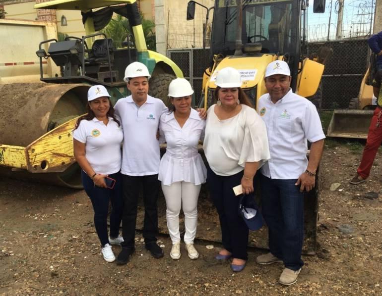 Funcicar pone la lupa a 21 obras iniciadas en Cartagena: Funcicar pone la lupa a 21 obras iniciadas en Cartagena