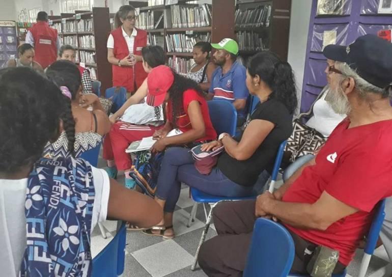 Víctimas en Bolívar conocen nuevas rutas de indemnización: Víctimas en Bolívar conocen nuevas rutas de indemnización