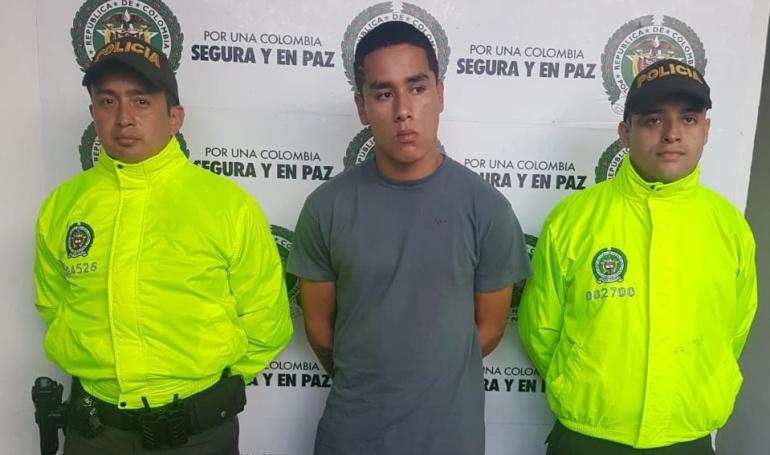 Alexánder Mocetón Liberato.