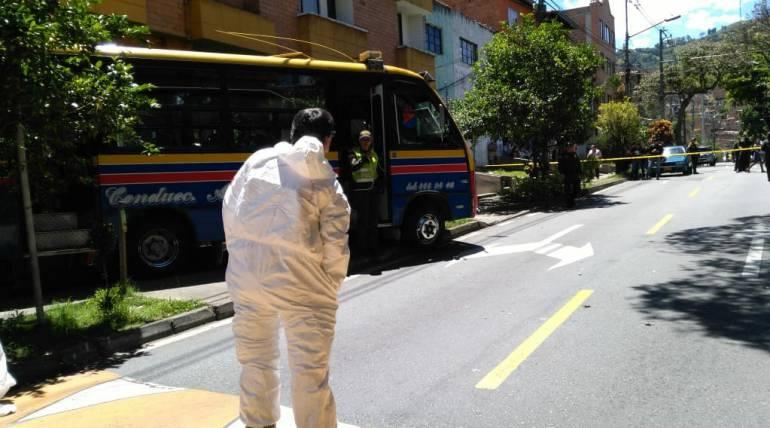 conductores, renuncia, comuna trece, policía, miedo, amenazas: Varios conductores de buses de la comuna 13 renunciaron por miedo