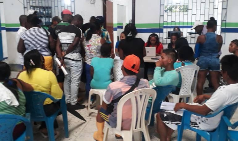 Desplazados: Siguen los desplazamientos masivos en Nariño
