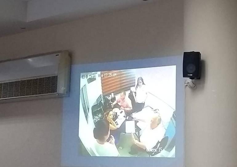 Fiscalía revela video de Aida Merlano admitiendo compra de votos