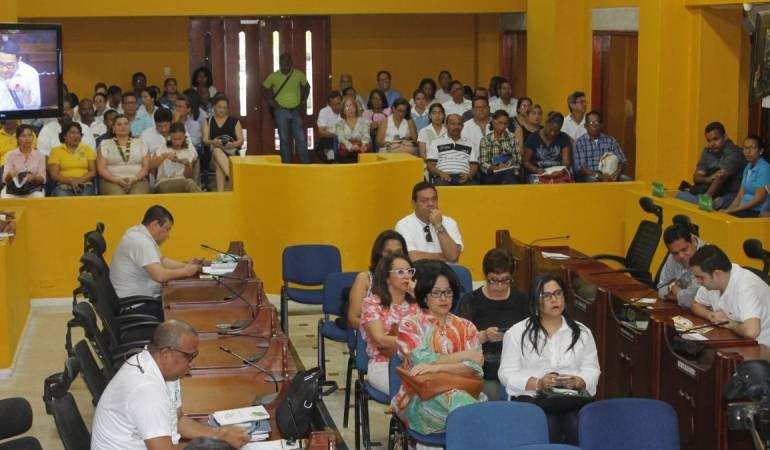Orden judicial suspende elección de contralor de Cartagena