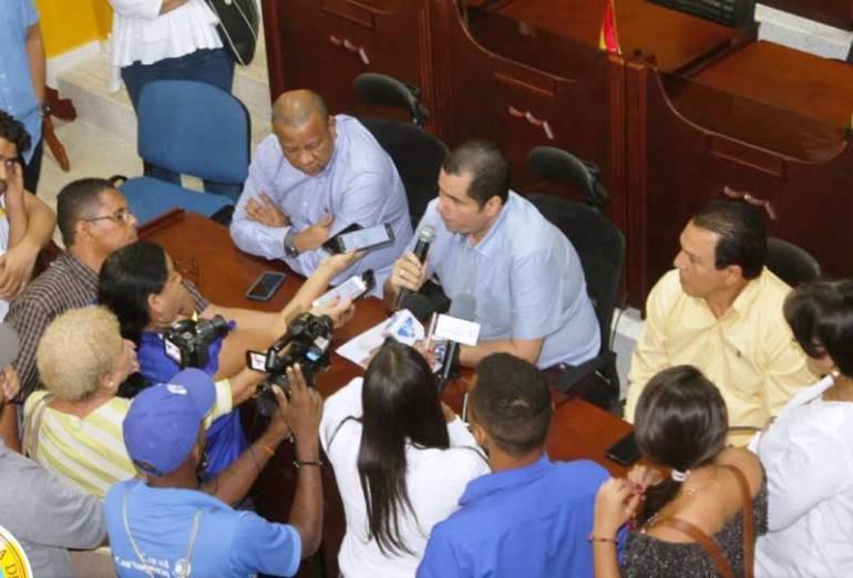 Elección contralor en Cartagena: Concejo de Cartagena acoge que suspende la elección del Contralor Distrital