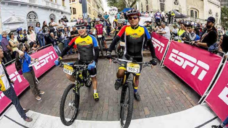 Robo bicicletas de la Leyenda del Dorado: Robaron bicicletas a competidores y acompañantes de la Leyenda del Dorado