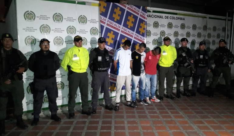 Capturan a los presuntos homicidas del líder social asesinado en Salamanca