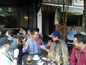 Jaime Andrés Pérez alcalde entregó detalles de la programación