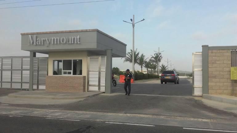 Colegio Marymount, Barranquilla.