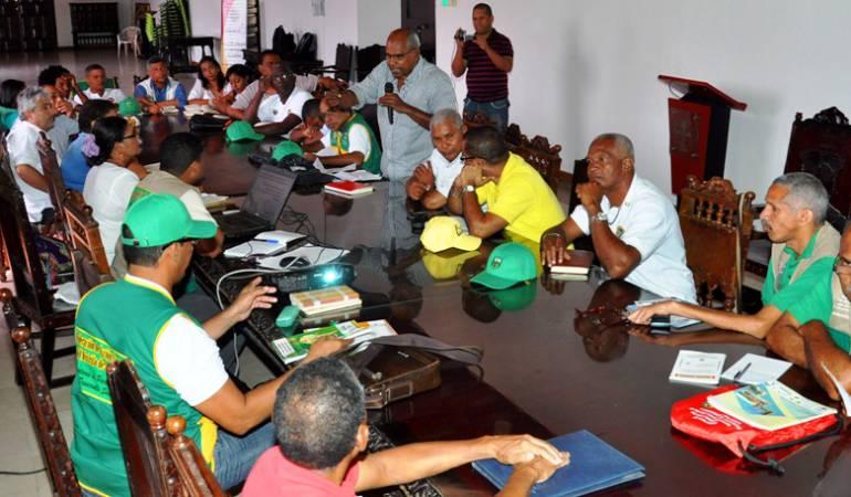 Líderes sociales amenzados en Bolívar: Número de líderes comunales amenazados en Cartagena asciende a 24