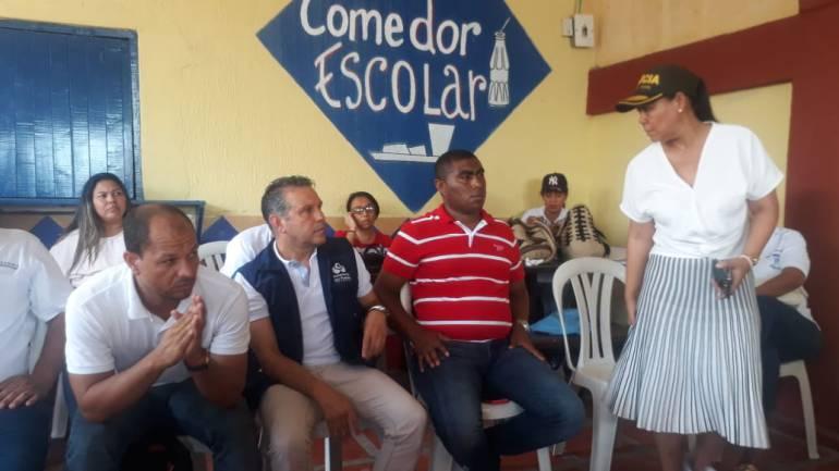 Traslado cárcel de mujeres de Cartagena: Esta semana se definiría el traslado de cárcel de mujeres de Cartagena