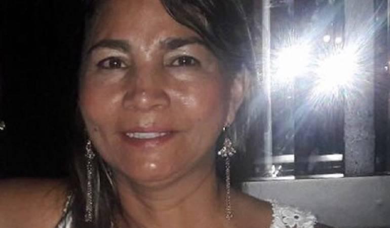 Nidia Jazmín Herrada, víctima