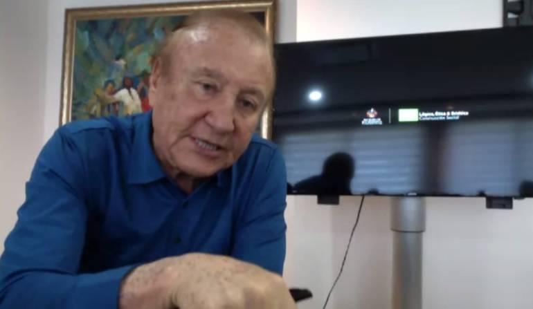 BUCARAMANGA CONTRALORÍA EMPRESA DE ASEO DENUNCIA: Alcalde denunciará por prevaricato al contralor de Bucaramanga