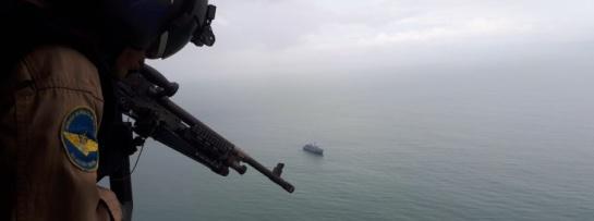 Seguridad en el Pacífico