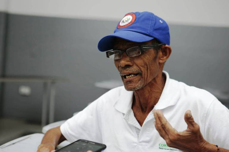 Manuel Ocón, toda una vida reciclando: Manuel Ocón, toda una vida reciclando