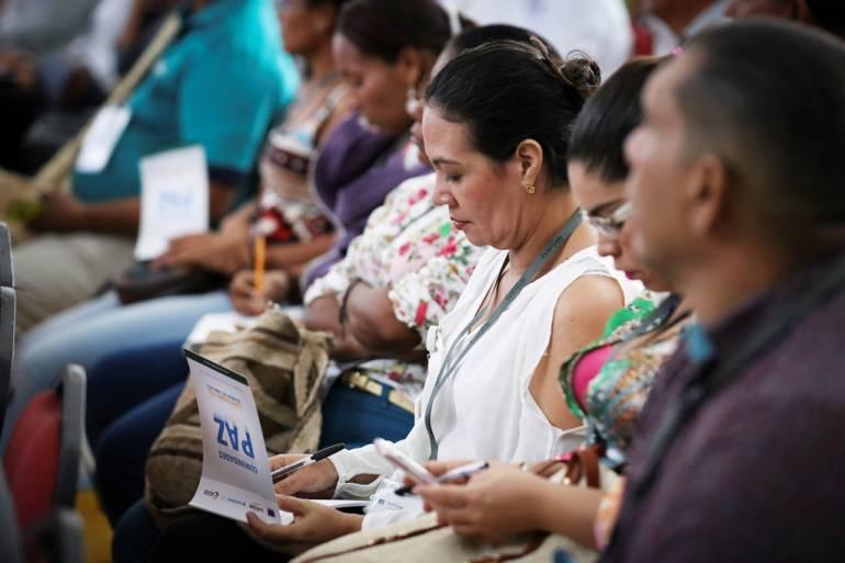 Estado pide perdón a familia víctima de la violencia en los Montes de María: Estado pide perdón a familia víctima de la violencia en los Montes de María