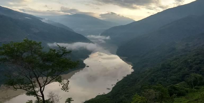 HIDROITUANGO: Más de siete metros subió el embalse de Hidroituango en una semana
