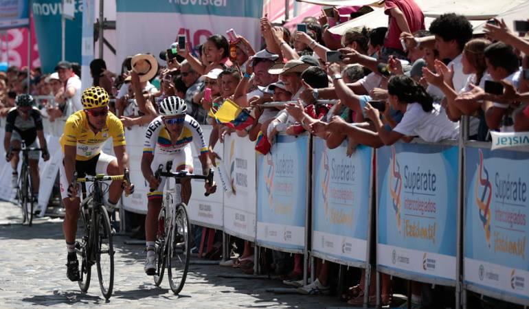 Vuelta a Colombia: Por Vuelta a Colombia, vía al Valle estará cerrada por más de cuatro horas