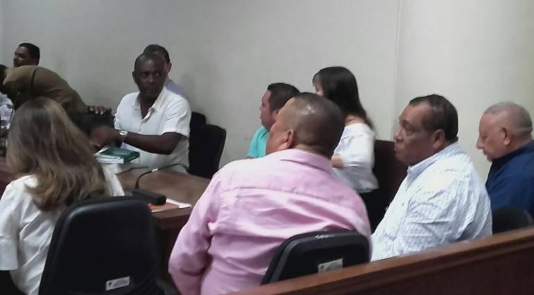 Políticos vinculados a caso Merlano vuelven a los estrados judiciales