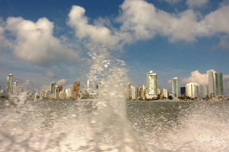 Se podrían presentar fuertes vientos y aumento de las olas en el mar Caribe: Se podrían presentar fuertes vientos y aumento de las olas en el mar Caribe