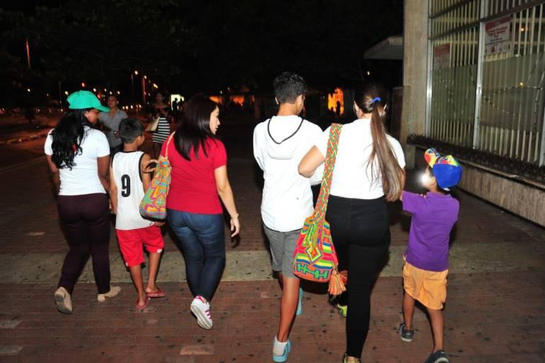 23 menores fueron encontrados en el Centro Histórico de Cartagena: 23 menores fueron encontrados en el Centro Histórico de Cartagena