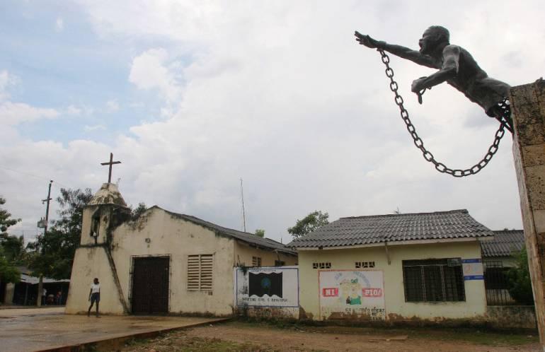 Palenque abre sus puertas al cine: Palenque abre sus puertas al cine