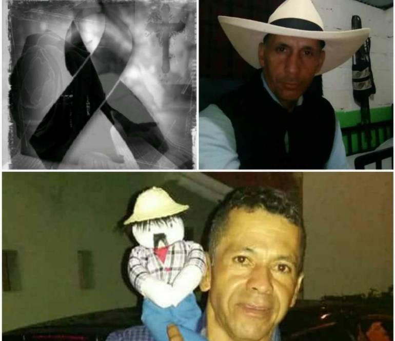 Con esta imágen familiares y amigos despiden en redes sociales a los hermanos Vinasco García.