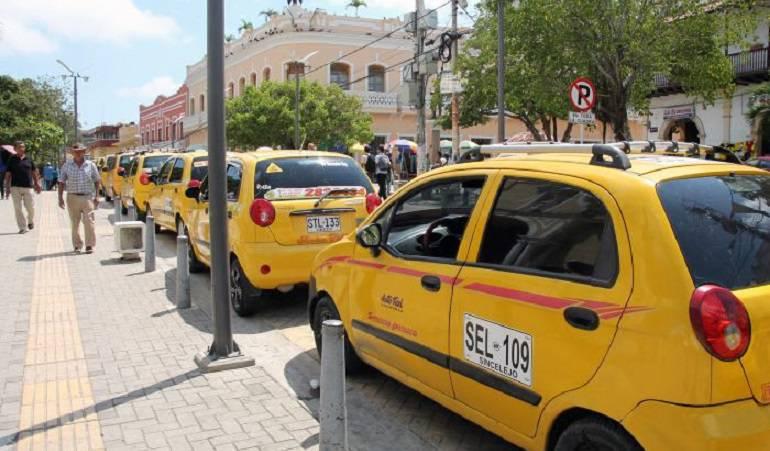 Aumentan tarifas de taxis y busetas en Sincelejo
