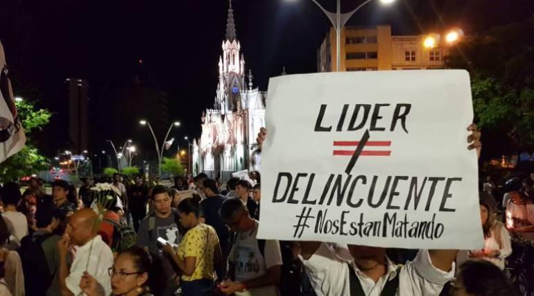 Amenazan a seis líderes sociales en Piojó, Atlántico