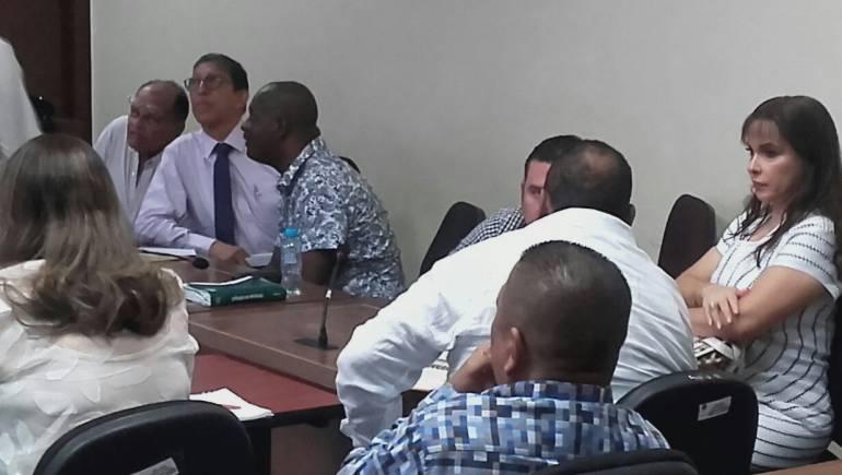Fiscalía solicita cárcel para políticos vinculados en caso Merlano
