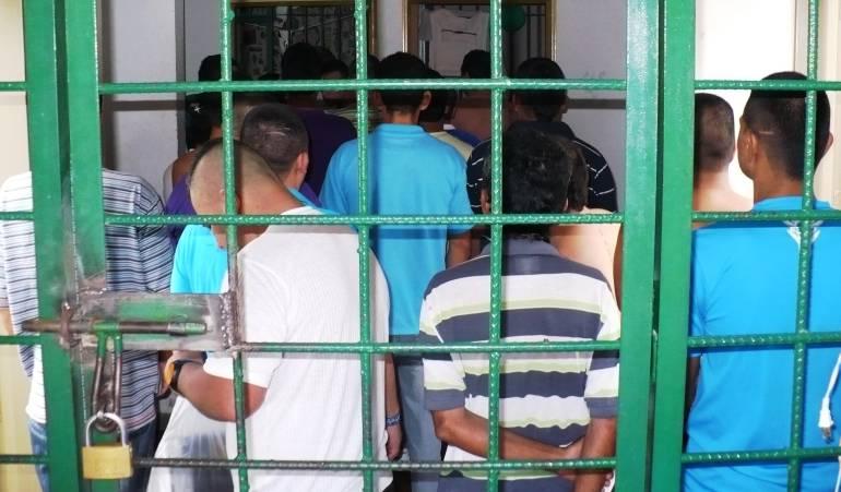 Hacinamiento en URI: En Armenia, el hacinamiento en los CAI de la Policía no reduce