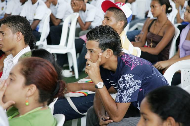 Alcaldía de Cartagena comprometida en sacar adelante Política de Juventudes: Alcaldía de Cartagena comprometida en sacar adelante Política de Juventudes