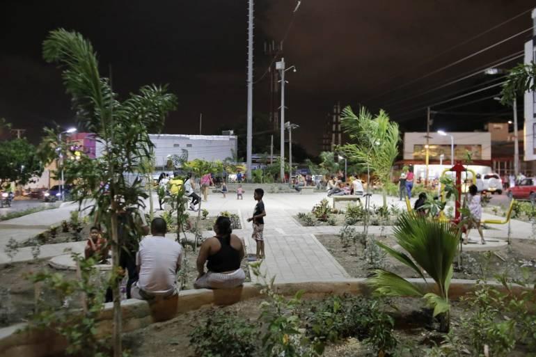 Parque Biosaludable La Unión es una realidad que beneficia a 5 barrios: Parque Biosaludable La Unión es una realidad que beneficia a 5 barrios