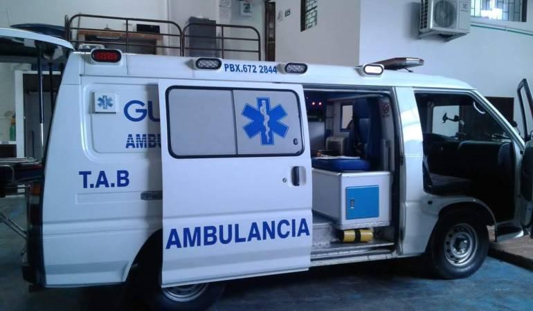Centros médicos Ibagué: Se intensifican controles a las ambulancias en Ibagué