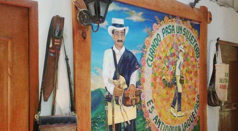 Noche silletera, Santa Elena: Ya viene la Noche silletera en el corregimiento Santa Elena