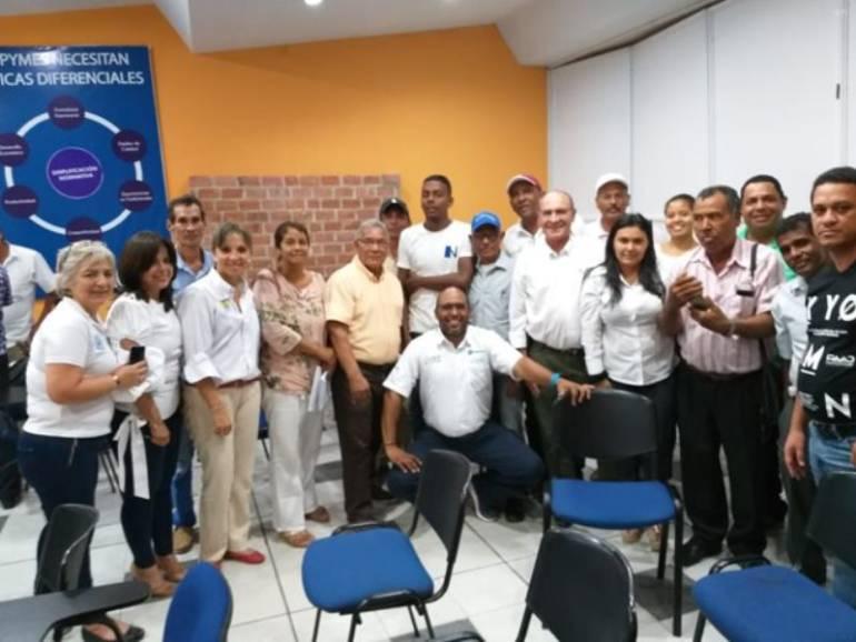 ICA participó en la Mesa de Pesca de la Zona Costera de Atlántico y Bolívar: ICA participó en la Mesa de Pesca de la Zona Costera de Atlántico y Bolívar